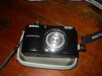 Фотоаппарат nikon cооlpix