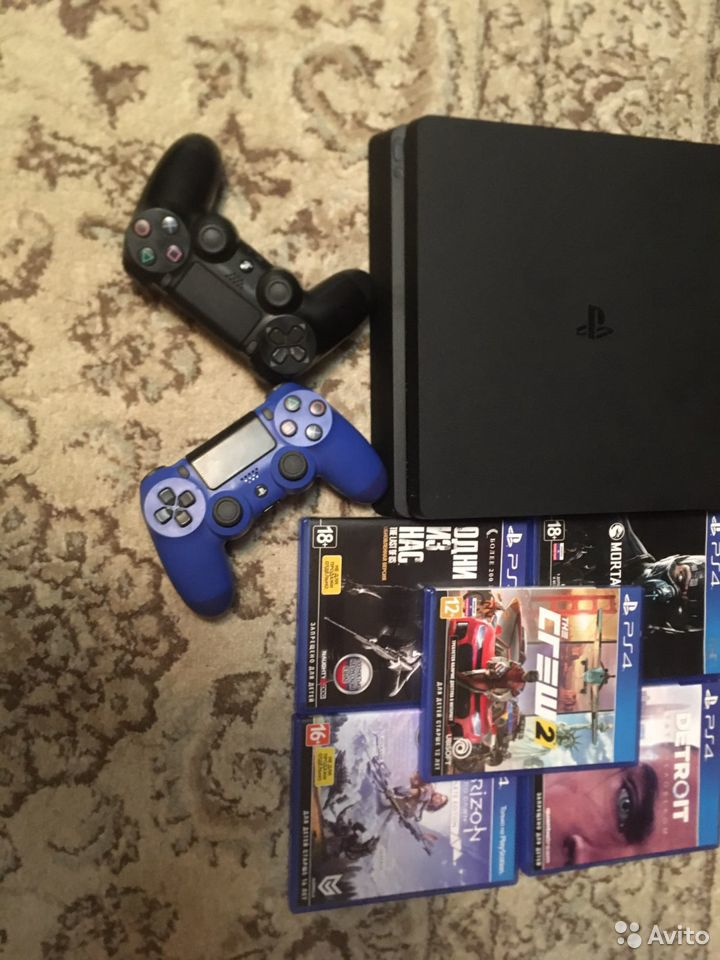 Sony PS4  89174782768 купить 1