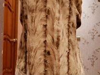Норковая шуба - Греция - канадский мех