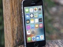 iPhone SE 16Гб Gray.Как Новый.Гарантия.Магазин