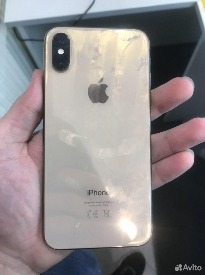 Продам корпус iPhone XS gold  89965212766 купить 1