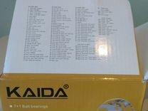 Катушка Kaida KT30A с байтраннером