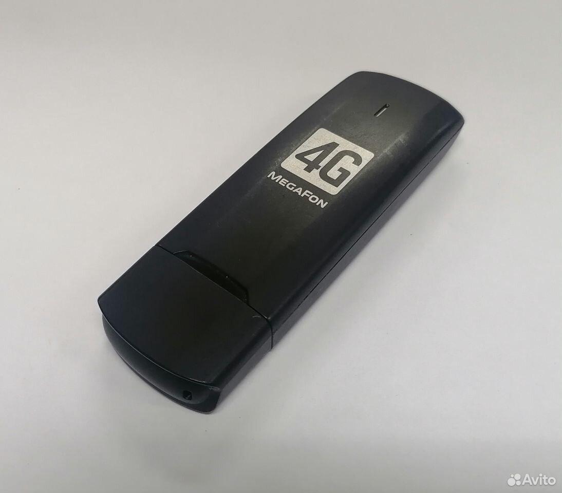 Модем USB 4G Мегафон M100-4 Huawei