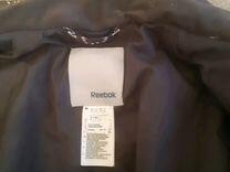 Куртка спортивная Reebok — Одежда, обувь, аксессуары в Санкт-Петербурге