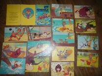 Набор открыток кот леопольд во сне и наяву