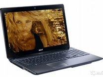 """15.6"""" Мощный ноутбук 4-ядра Acer + сумка"""