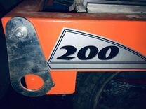 Плиткорез камнерез manta 200