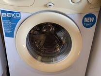 Узкая стиральная машинка Веко