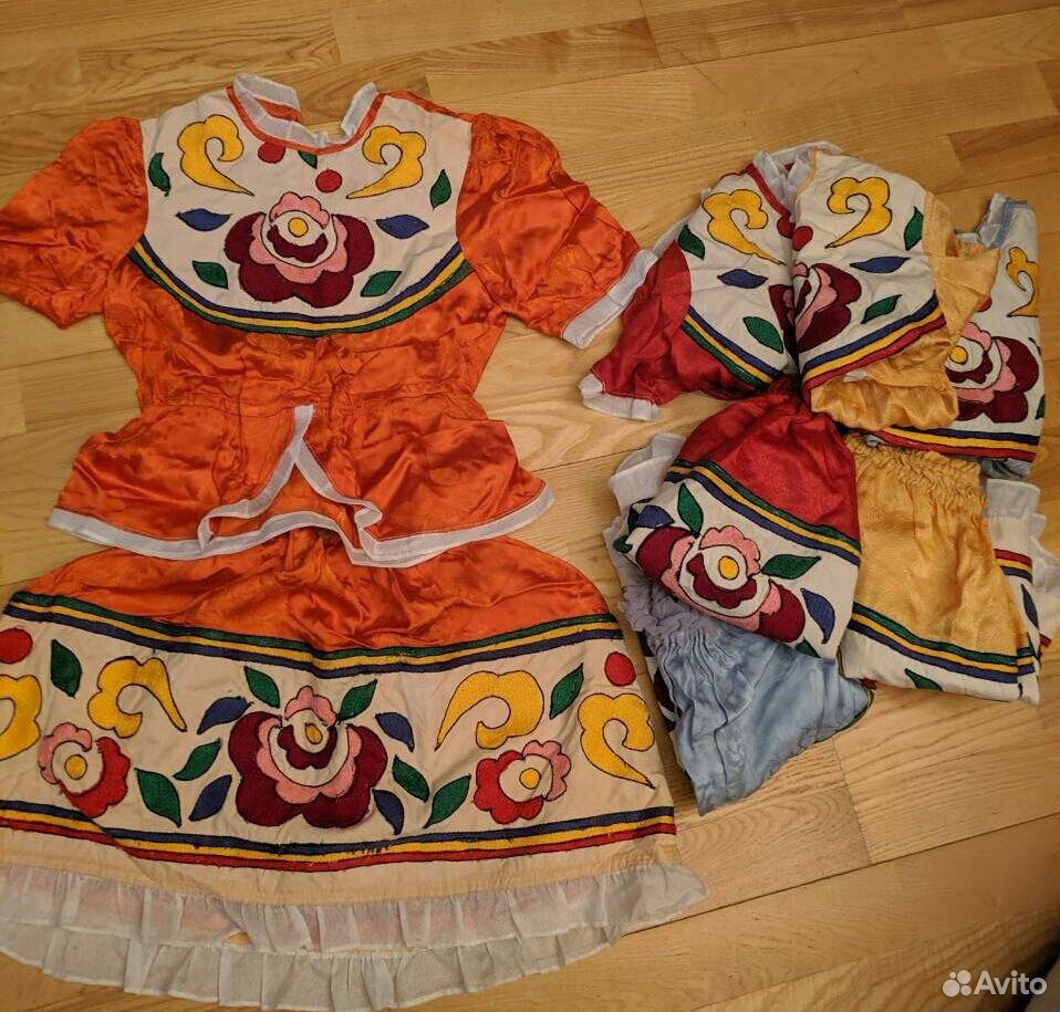 Танцевальные костюмы 8 шт два возраста не прокат  89136616100 купить 5