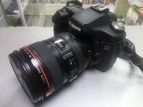 Объектив Canon zoom lens ef 24-105mm 1:4 L ls USM