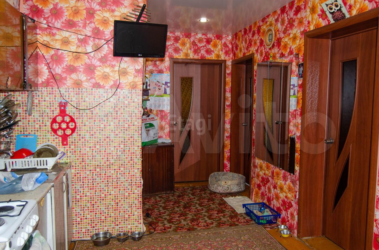 Дом 60 м² на участке 8 сот.  89924219059 купить 3