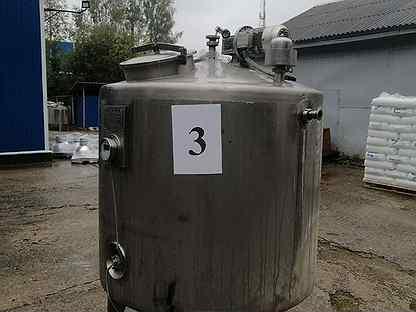Ёмкость из нержавеющей стали 1000 литров