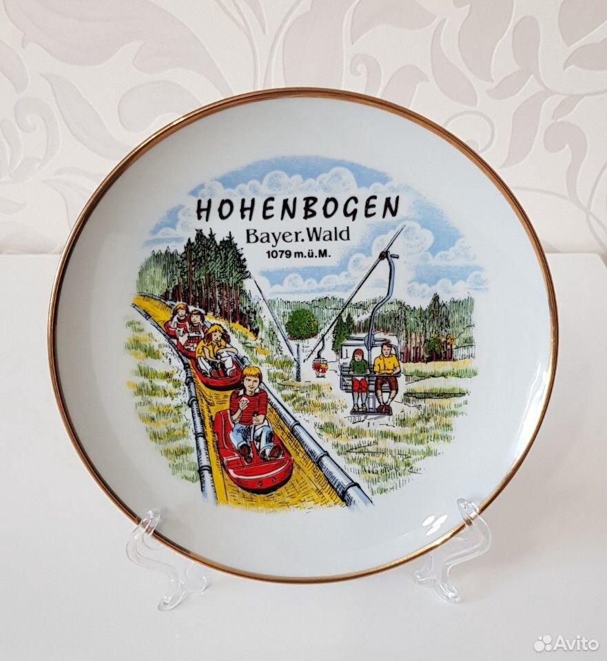 Новая Декоративная Сувенирная Настенная Тарелка  89029589717 купить 1
