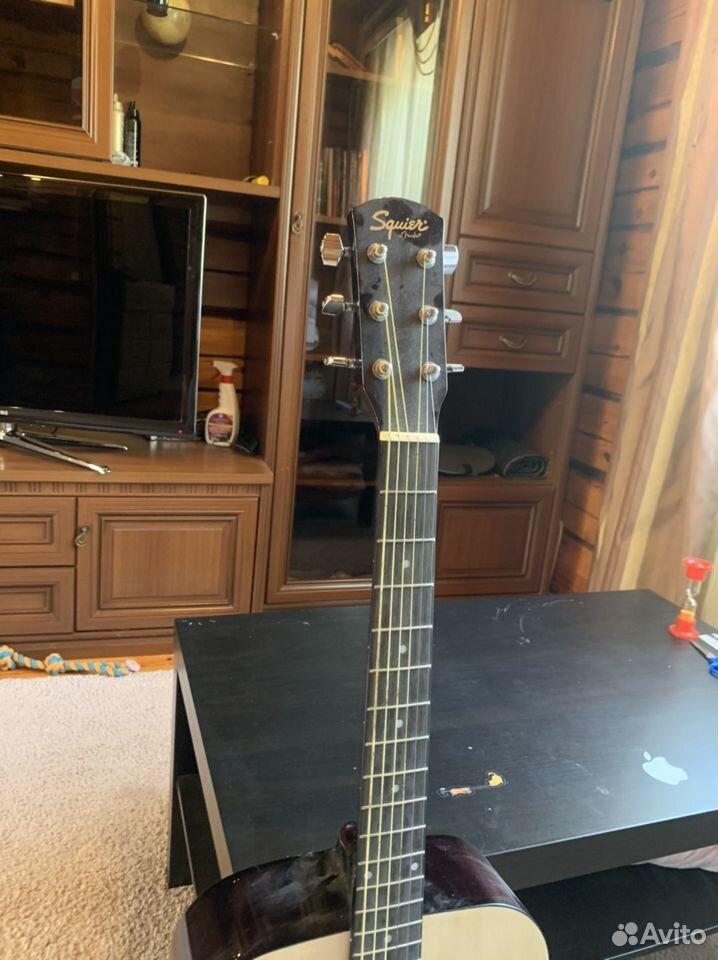 Гитара Fender Squier  89882343461 купить 2