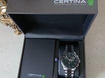 Женские швейцарские часы Certina