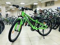 Спортивный велосипед для подростка