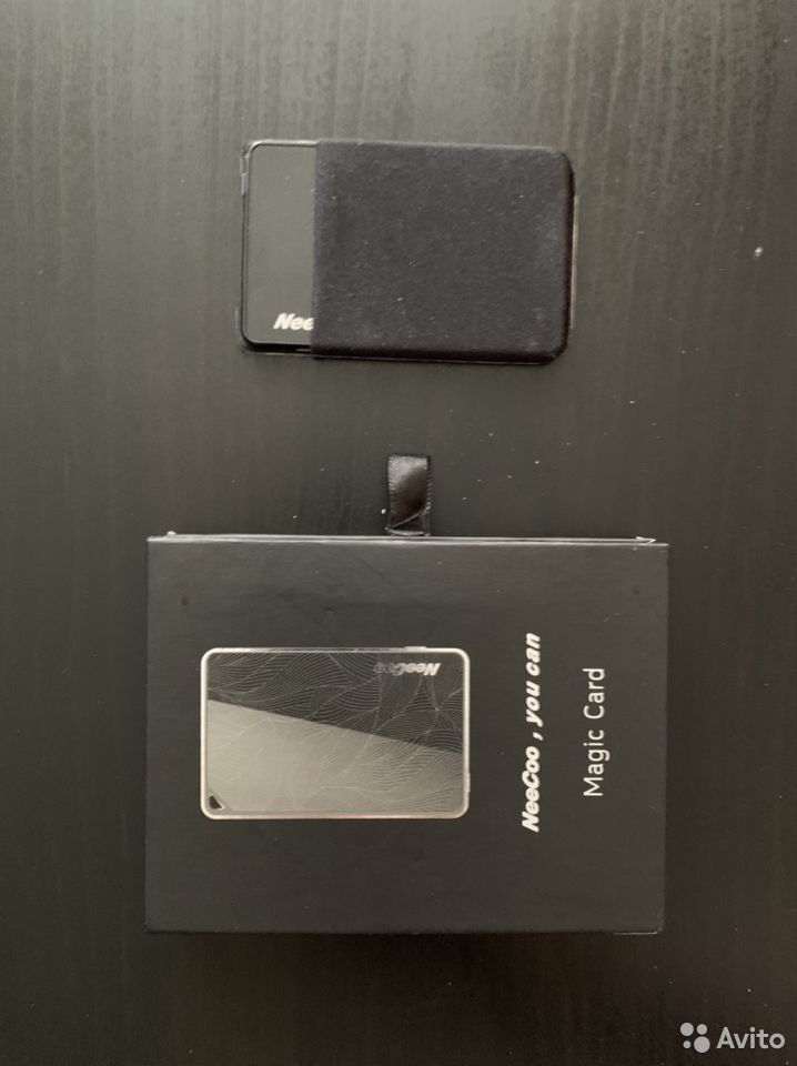 iPhone MoreCard
