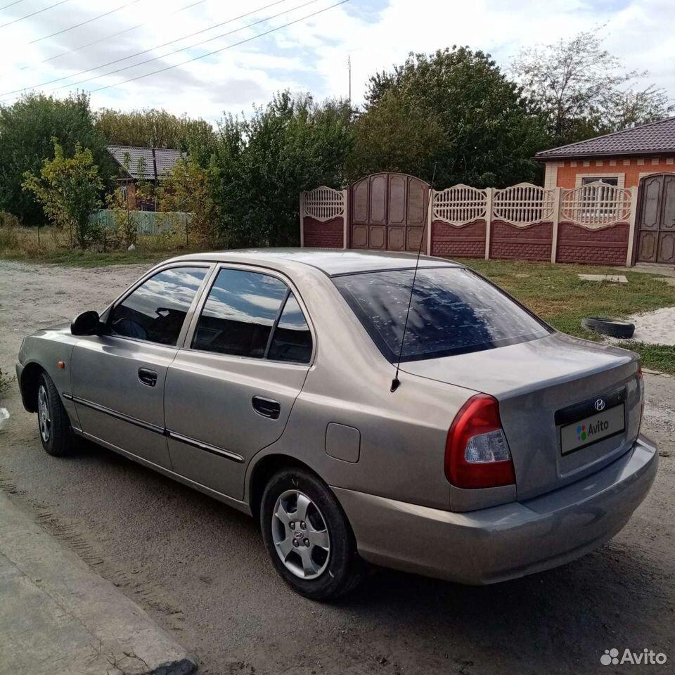 Hyundai Accent, 2007  89675583158 купить 3