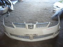 Бампер передний Nissan Wingroad