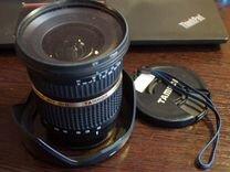 Объектив Tamron SP AF 10-24mm f/3.5-4.5 (Sony А)
