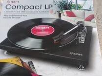 Виниловый проигрыватель (новый) compact LP
