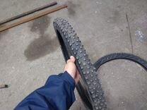 Покрышки зимнее 27,5 на велосипед зимняя резина