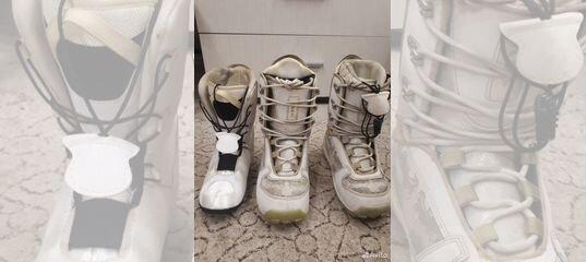 Ботинки для сноуборда женские купить в Ивановской области на Avito —  Объявления на сайте Авито a5149857cb7