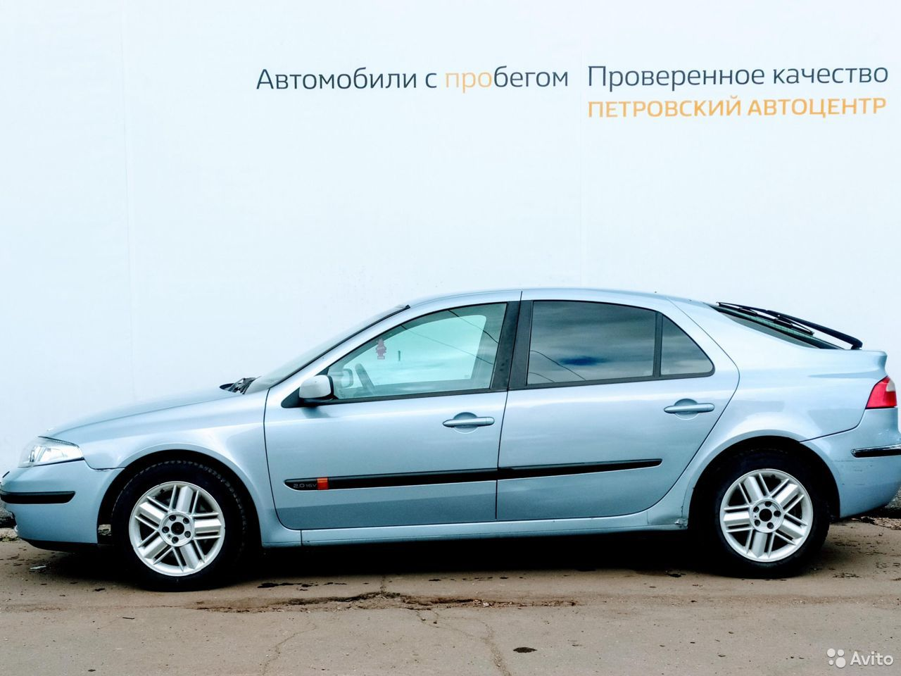 Renault Laguna, 2002  84954871002 купить 7