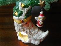 Новый подсвечник Германия Рождество Месяц сувенир — Мебель и интерьер в Москве
