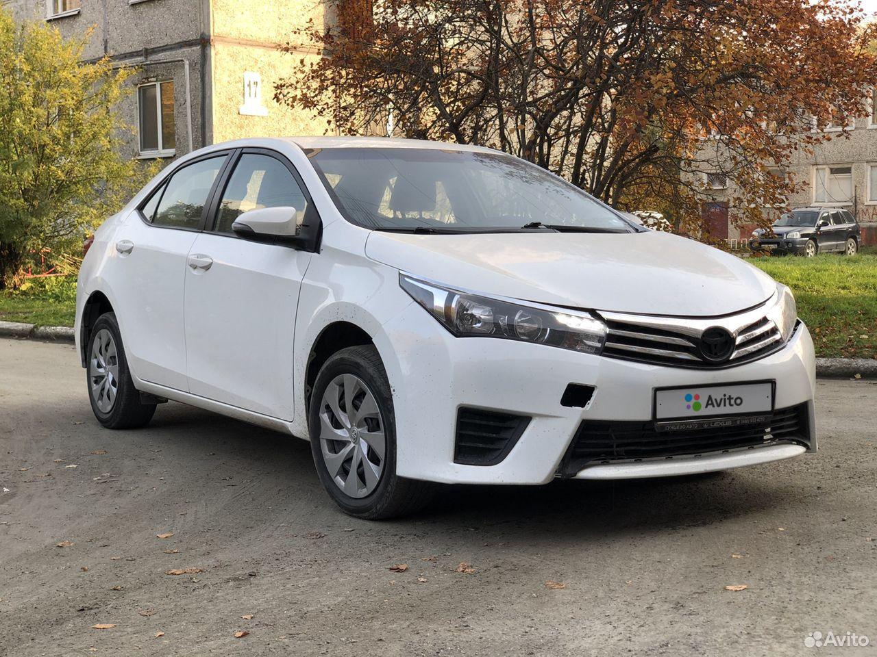 Toyota Corolla, 2013  89584797087 купить 1
