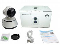 IP WI-FI камера видеонаблюдения HD