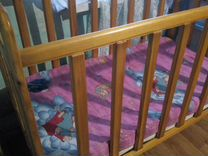 Кроватка — Товары для детей и игрушки в Великовечном