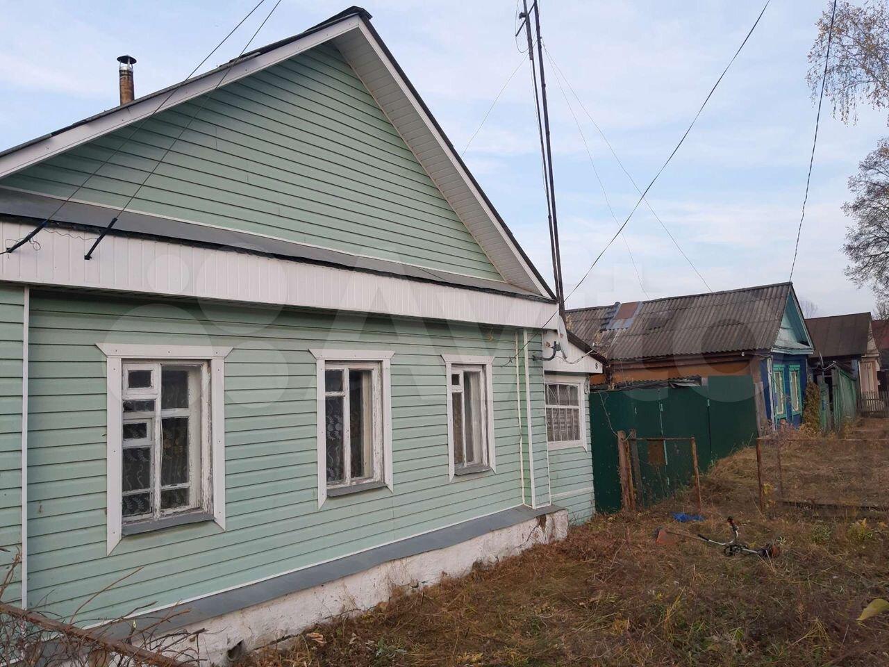 Дом 52 м² на участке 7 сот.