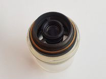 Объектив микроскопа ломо f-23,2 x 0,17