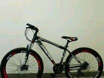 Велосипед новый 27.5 алюминиевый