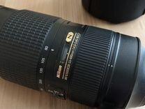 Объектив Nikon 80-400