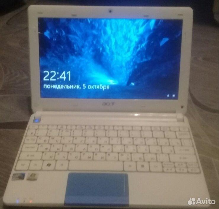 Нетбук Acer Aspire One Happy 2  89531370793 купить 1