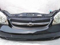 Chevrolet Lachetti ноускат hatcback запчасти