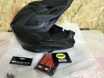Снегоходный карбоновый шлем 509