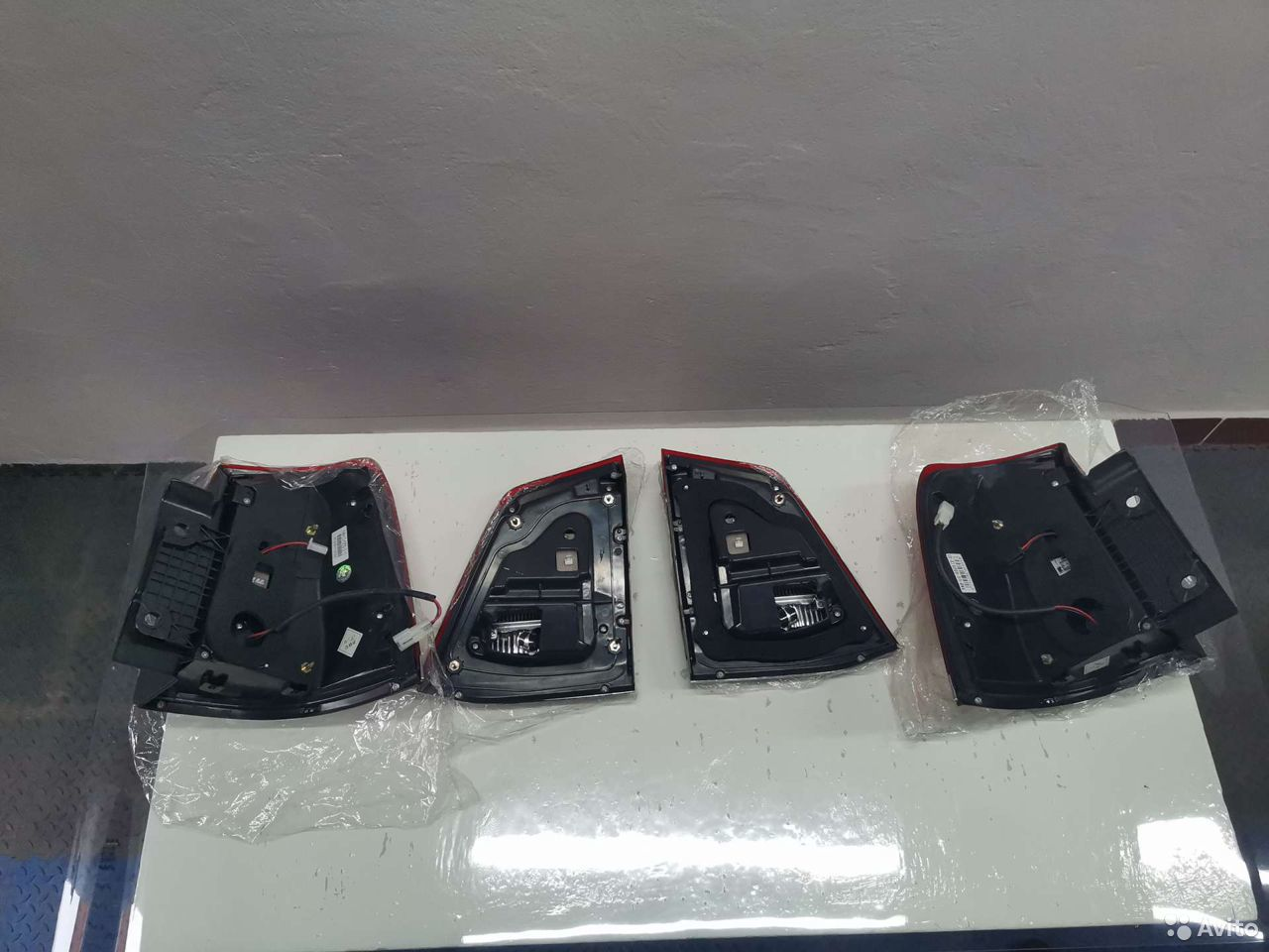 Задние фонари Lexus lx 570, tlc 200 с 2008 по 2012  89246877333 купить 2