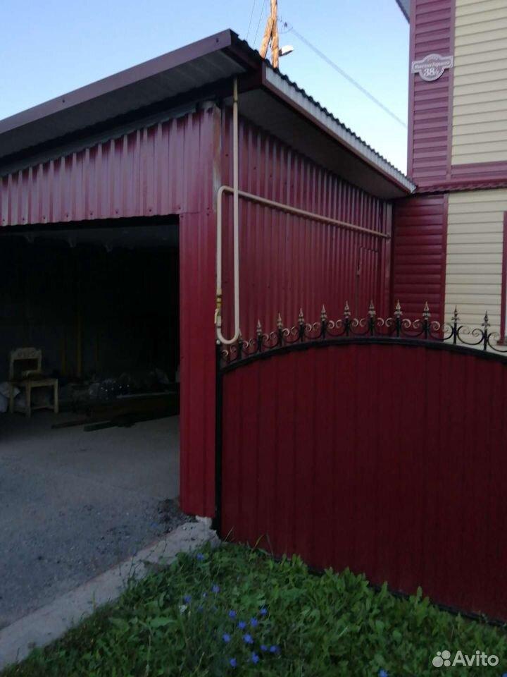 Сделаем забор, ворота из профнастила  89088373003 купить 8