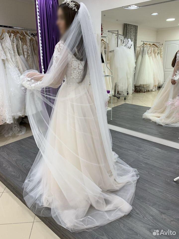 Свадебное платье  89118903500 купить 2