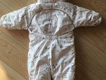 Комбинезон crockid зимний девочка; мальчик р 68-74 — Детская одежда и обувь в Новосибирске