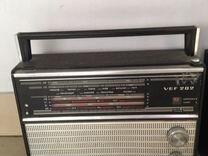 Радиоприёмник VEF 202 — Аудио и видео в Челябинске