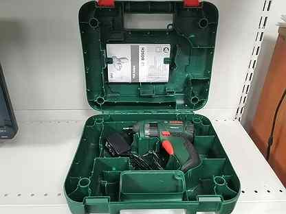 Аккумуляторная отвертка bosch PSR Select (30)