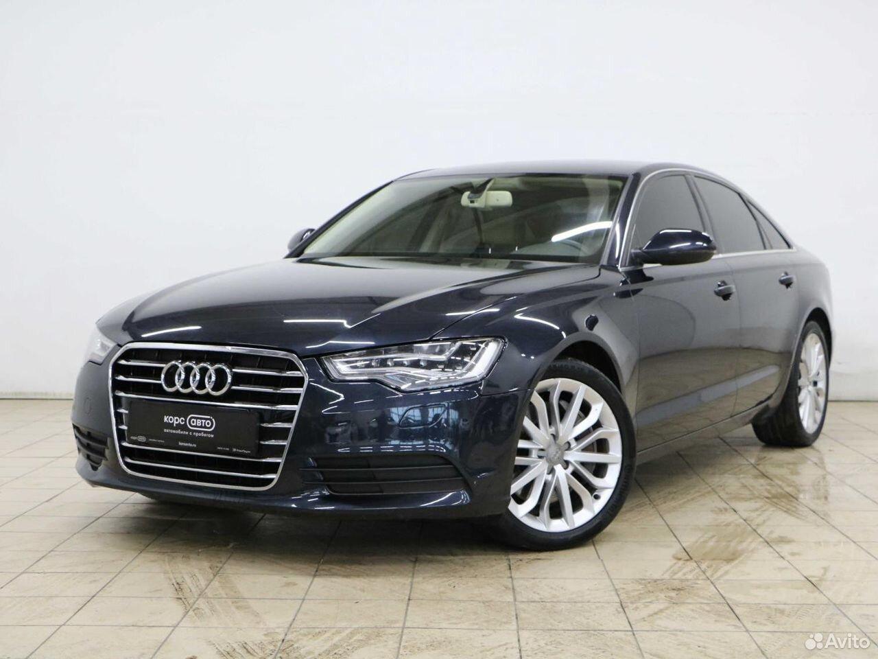 Audi A6, 2011  84872337205 купить 1