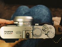 Фотоаппарат Fujifilm X100F Silver