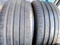 Michelin Pilot Super Sport 255/40 R20 2 шины