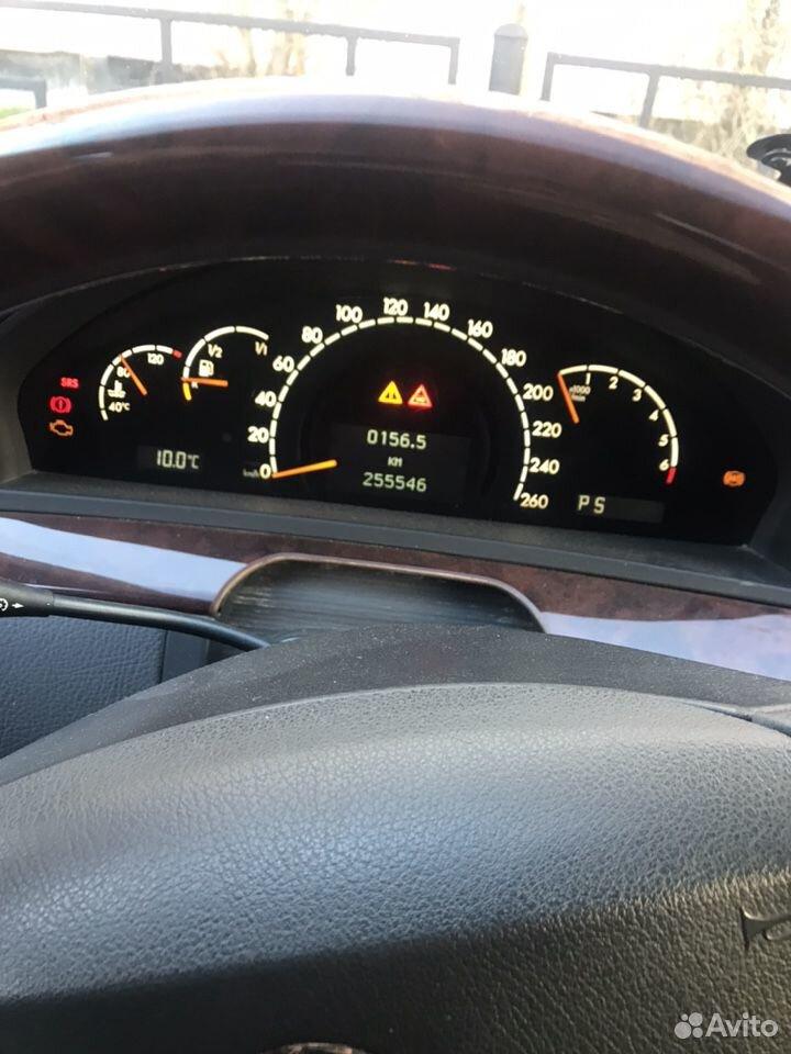 Mercedes-Benz S-класс, 1999  89615537954 купить 8