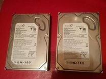 Два жестких HDD по 160gb